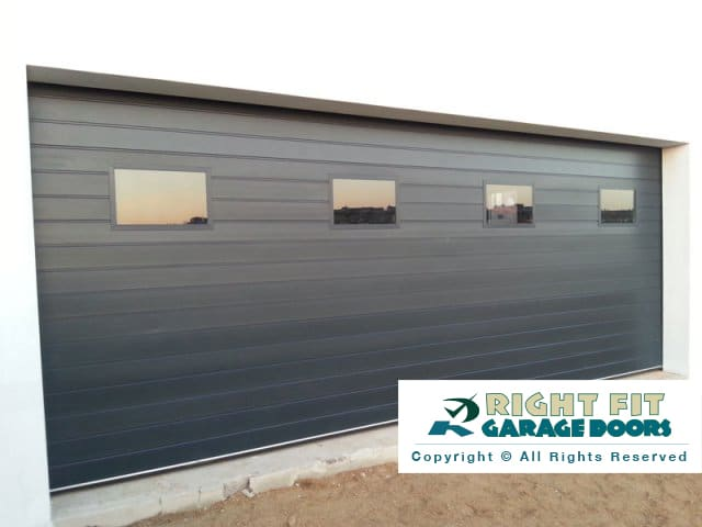 Aluzinc Garage Doors Prices Garage Doors Aluminium Wood