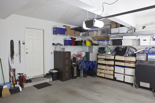 garage shelf ideas
