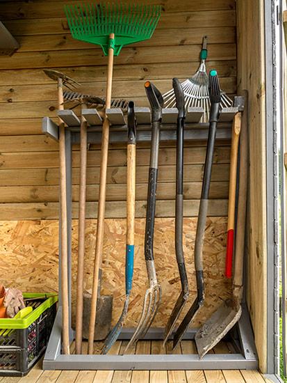 garage rack ideas