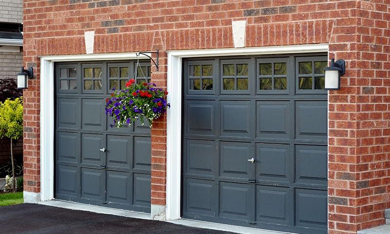 garage door trends