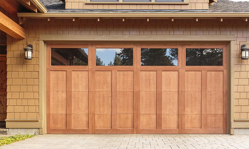 mordern garage doors