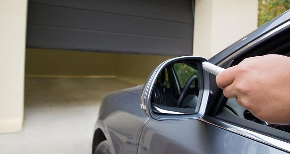 buying new garage doors