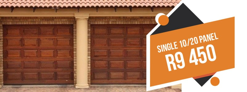 Exceptional Sale Wooden Garage Doors