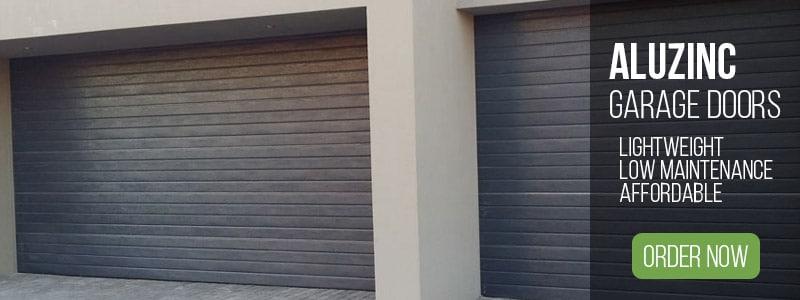aluzinc garage doors image