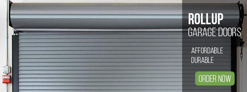 rollup garage doors image