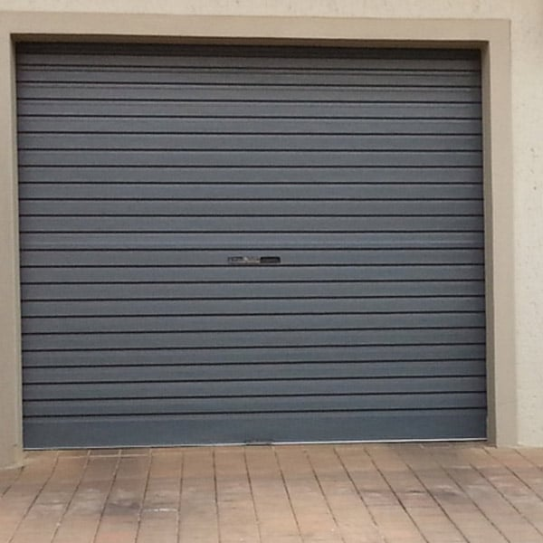 rollup garage door image